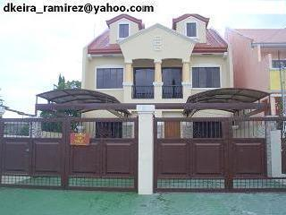 Beautiful Town House Near To S.m. Mall Angeles Is For Sale! Or Rent To Owned