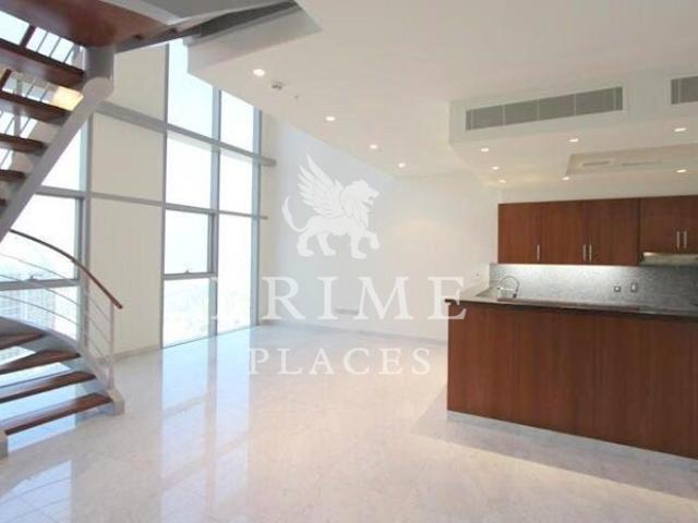 Beautiful Two Bed Duplex Bright And Spacious Unfurnished Aed 170,000