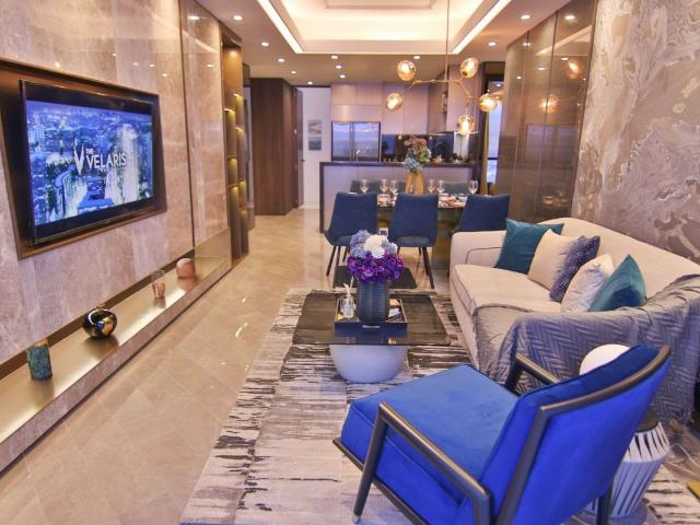 Beautifully Designed 1br Deluxe Unit At Velaris Residences Pasig City For Sale!