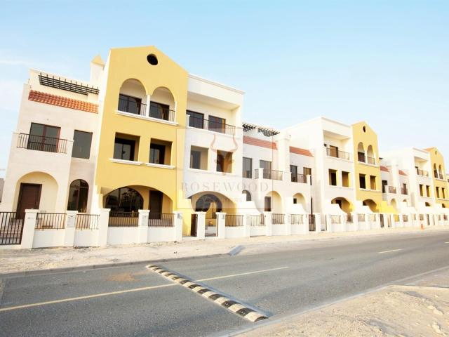 Beautifully Upgraded Spacious 4 Bed With Maids Room In Westar Castelets Jvc Aed 2,500,000