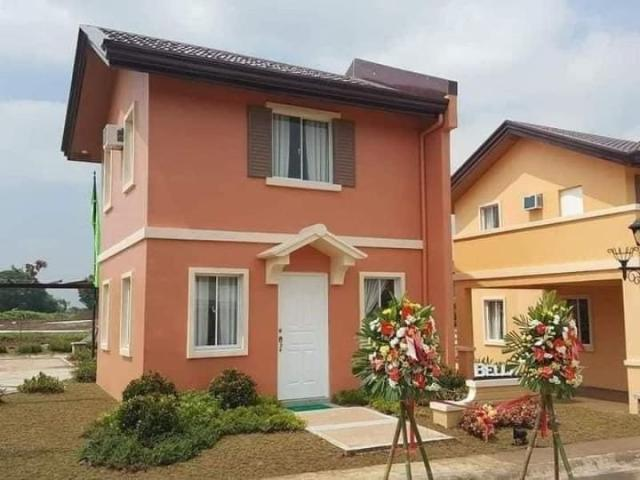 Bella, A 2 Bedroom 2 Story House And Lot