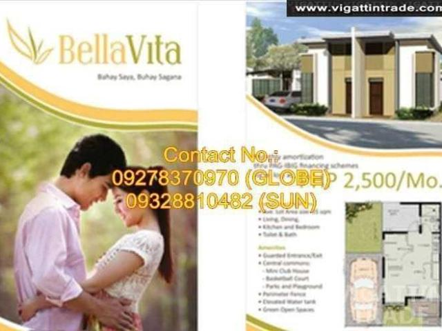Bella Vita Located At General Trias Cavite