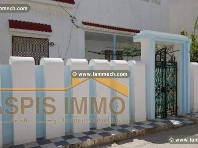 Belle Maison 192 M2 À Cité Ezzouhour Kelibia