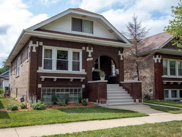 Berwyn, Gorgeous Bungalow. Master Bedroom And Bath Upstairs