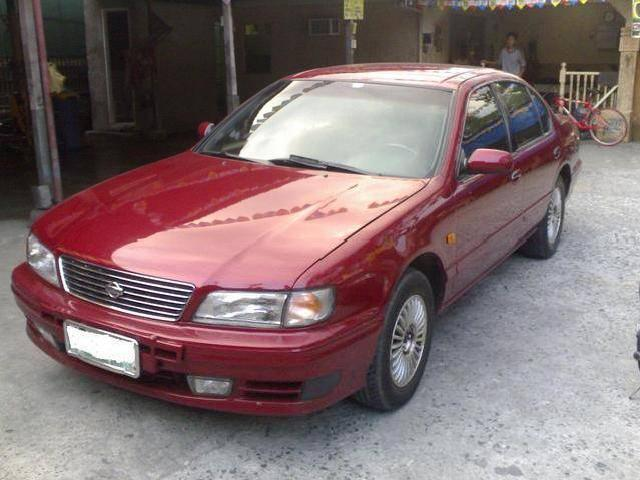 Best buy 1997 nissan cefiro mt 190k only
