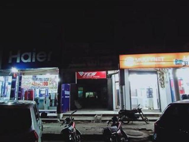 Best Location Office For Sale Facing Main Multan Road Near Awan Twon Lahore Call Us