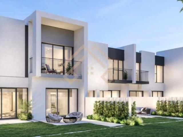Best Offer I Modern Style 4 Beds Townhouse |50% Dld Fees