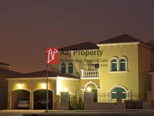 Best Price On Best Location Legacy Small Villa In Jumeirah Park Aed 3,600,000
