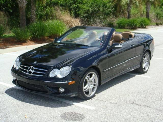 Mercedes Benz Used Clk 550 Convertible Mitula Cars With Pictures