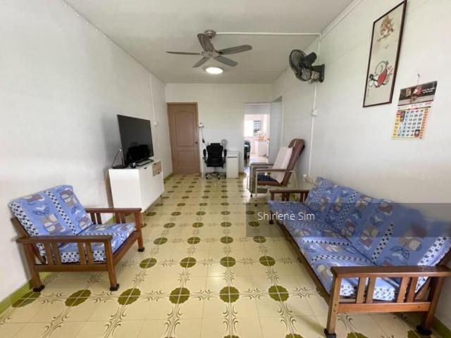 Blk 206 Tampines Street 21 Tampines, Hdb 3 Rooms For Sale