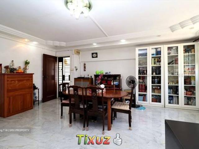 Blk 287 Tampines Street 22 Tampines Hdb 4 Rooms For Sale