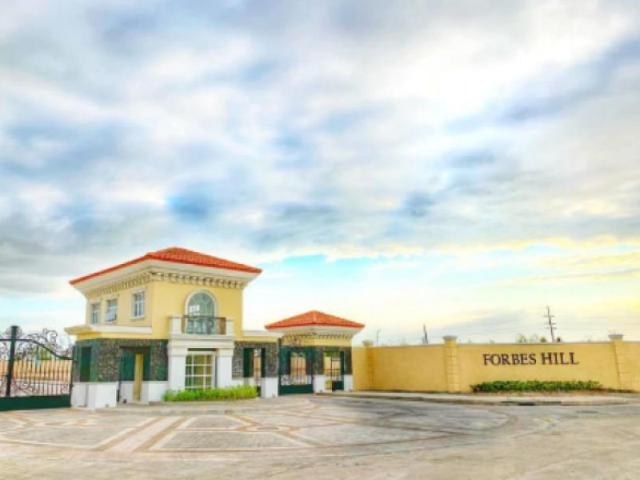 Block 1, Lot 9, Residential Lot In Forbes Hill, Bacolod City