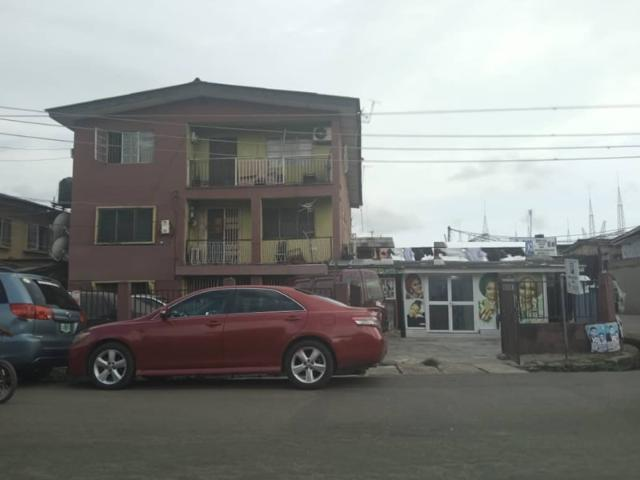 Block Of 6 Units Of 3 Bedroom Flat For Sale In Aguda, Surulere, Lagos