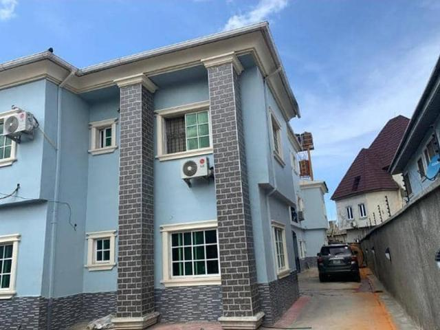 Block Of 6 Units Of 3 Bedroom Flat For Sale In Amuwo Odofin, Lagos