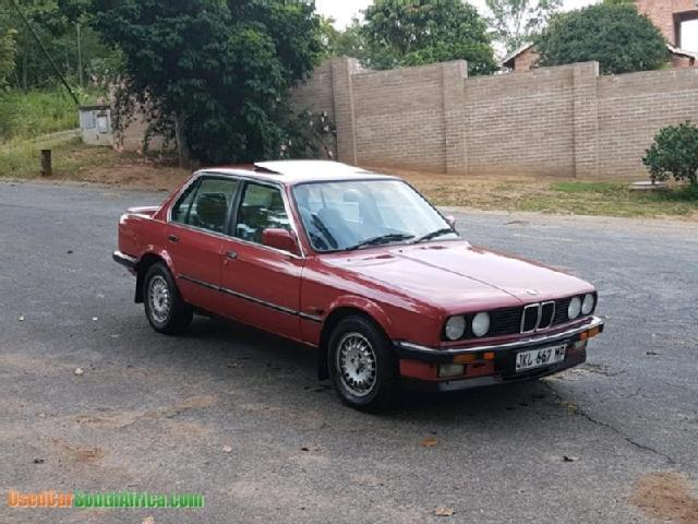 bmw - used bmw e30 south africa - mitula cars