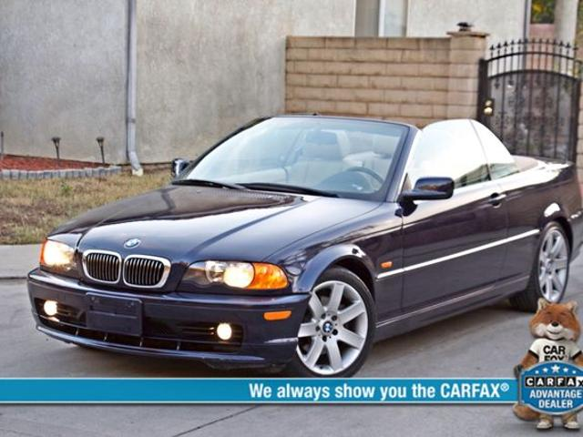 BMW Series In California Used Bmw Series Convertible - 2001 bmw convertible