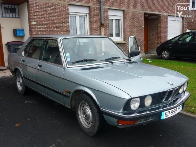 1985 Bmw 518i E28 Related Infomation Specifications