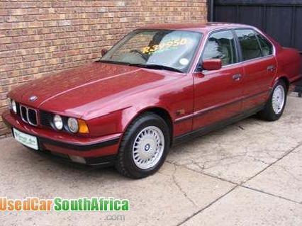Currently 8 Bmw 525i For Sale In Pretoria Mitula Cars
