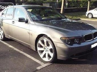 Bmw 745 I E65 Pack Luxe Ja22 Pouces