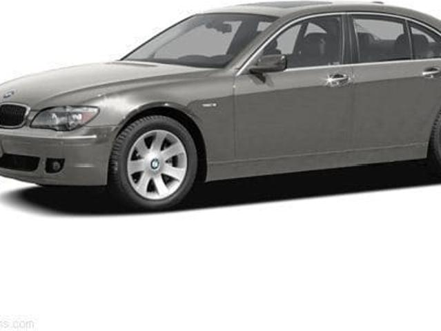 BMW 7 Series In Tennessee