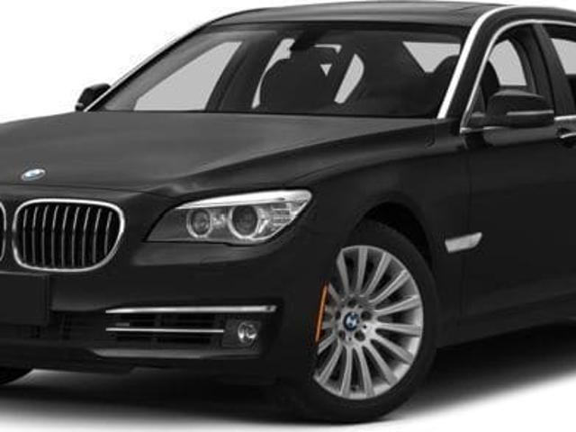 BMW 7 Series In Montana