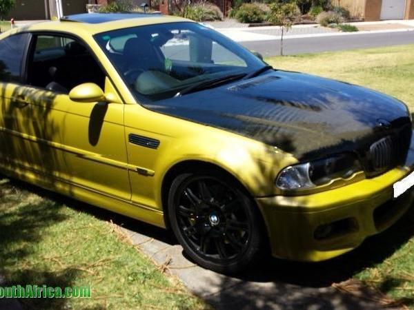 Bmw M3 Used Bmw M3 South Africa Mitula Cars