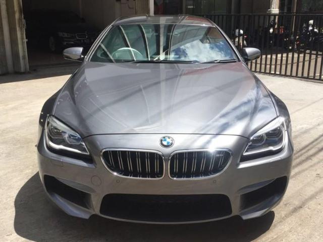 BMW M6 Gran Coupe >> Bmw M6