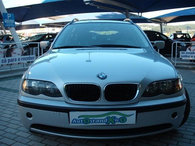 Bmw Serie 3 D Touring