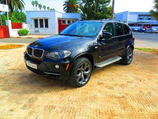 bmw x5 maroc vendre casablanca mitula voiture. Black Bedroom Furniture Sets. Home Design Ideas