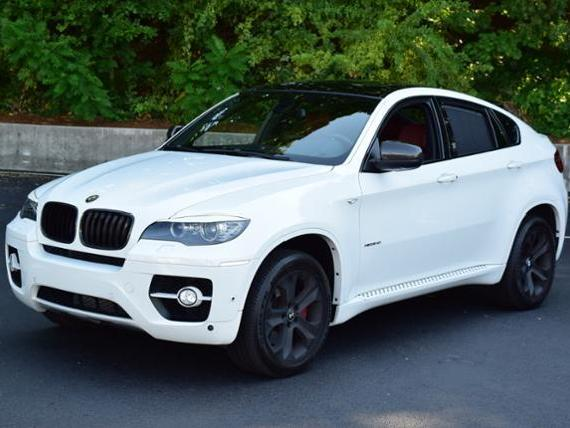 Bmw X6 Used Bmw X6 Chateau Red Interior Mitula Cars
