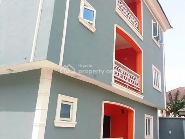 Brand New 2 Bedroom Flat In An Estate