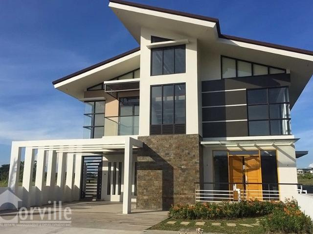 Brand New 2 Storey Modern House In Alabang West