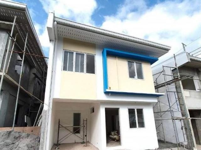 Brand New 3 Bedroom Single Attached House And Lot In Amparo Near Lagro