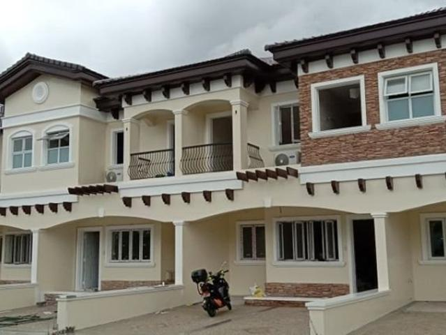 Brand New 3 Bedroom Townhouse Near Alabang