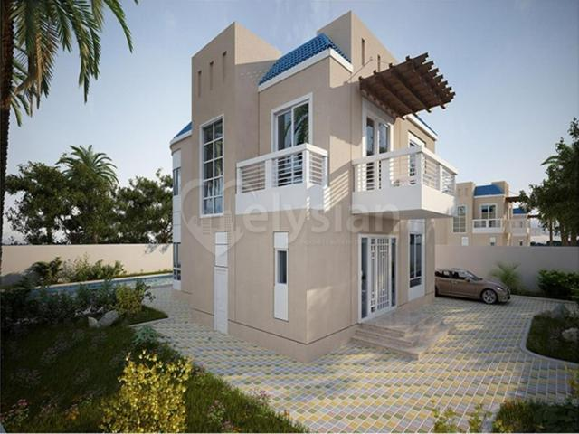 Brand New 4 Br +m Type D Villa In Living Legends Aed 2,850,000