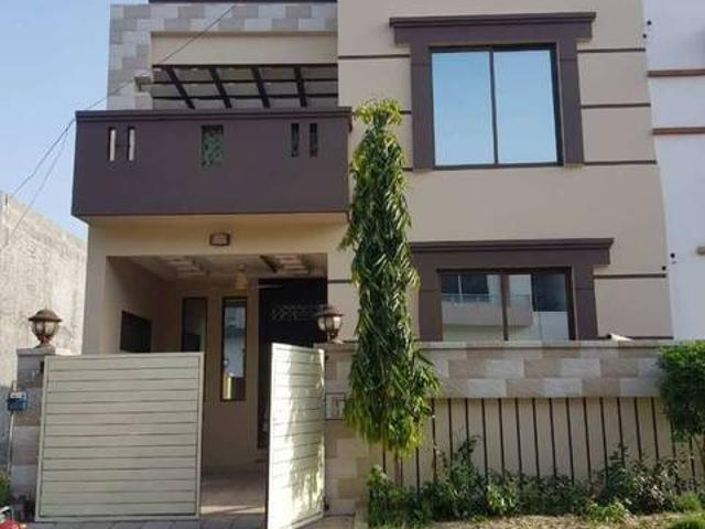 Brand New 5 Marla House For Rent In Citi Housing Grw