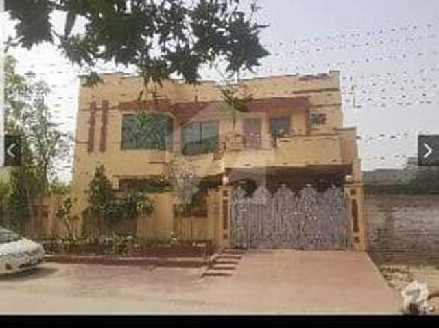 Brand New And Beautiful House For Rent In Ameen Town Fsd