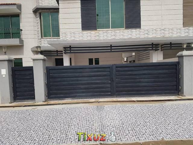 Brand New Brigadier House Sector H For Sale Ask 5 Malir Cantt Karachi