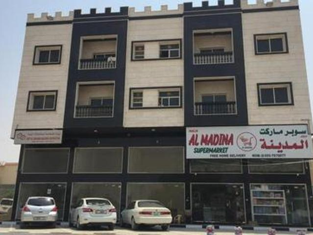 Brand New Building G+2 For Sale