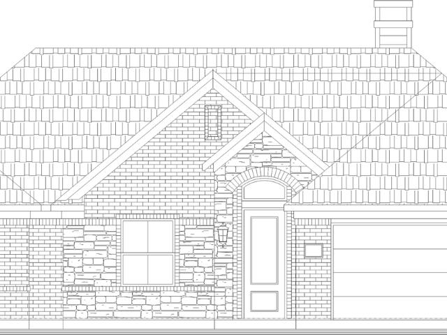 Brand New Home In Azle, Tx. 3 Bed, 2 Bath