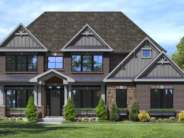 Brand New Home In Baden, Pa. 5 Bed, 5 Bath