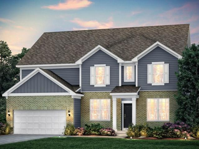 Brand New Home In Bartlett, Il. 5 Bed, 3 Bath