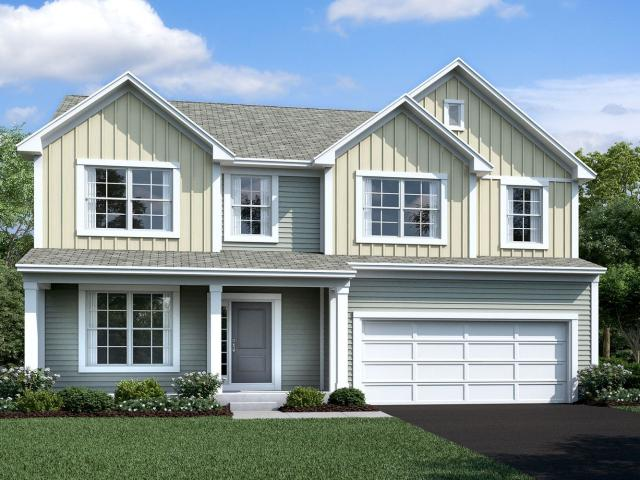 Brand New Home In Blacklick, Oh. 4 Bed, 2 Bath