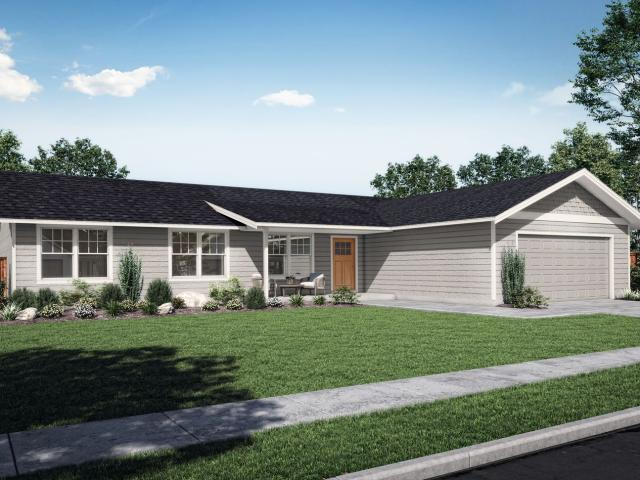 Brand New Home In Boardman, Or. 4 Bed, 2 Bath
