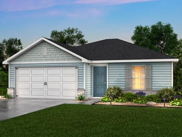 Brand New Home In Bolivia, Nc. 4 Bed, 2 Bath
