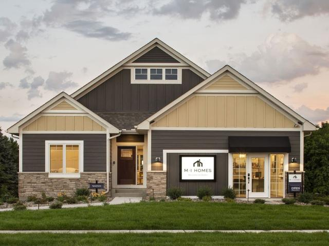 Brand New Home In Carver, Mn. 3 Bed, 3 Bath