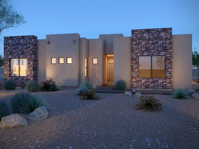 Brand New Home In Cave Creek, Az. 4 Bed, 3 Bath