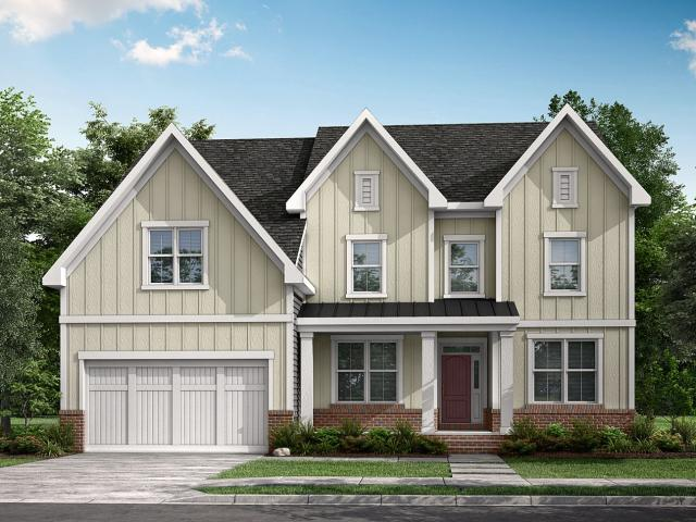 Brand New Home In Chalfont, Pa. 4 Bed, 3 Bath