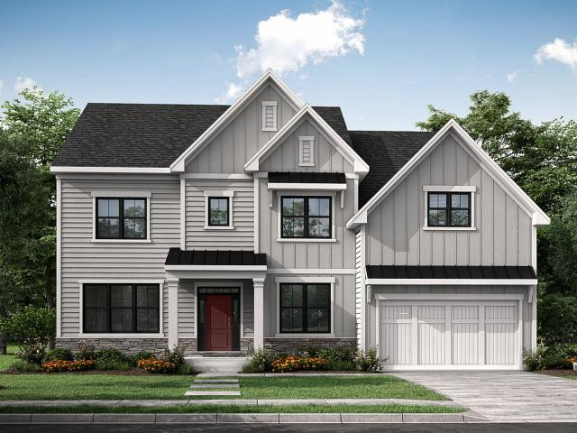 Brand New Home In Chalfont, Pa. 5 Bed, 4 Bath