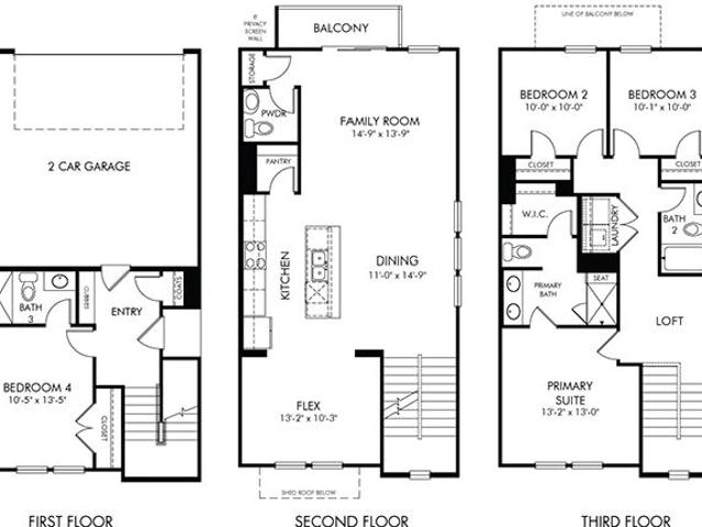 Brand New Home In Charlotte, Nc. 4 Bed, 1 Bath